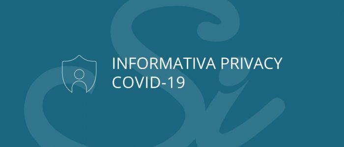 Informativa Privacy Covid-19 di Studio Immobiliare SI